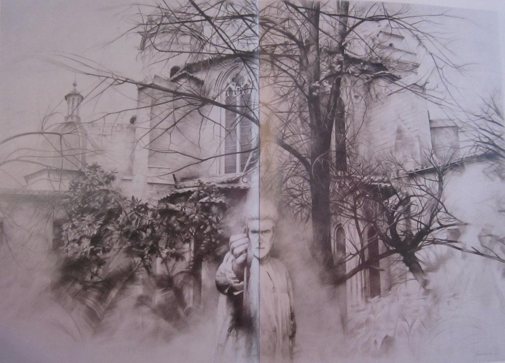 Díptico (200 cm x 140 cm) 10.000 - €
