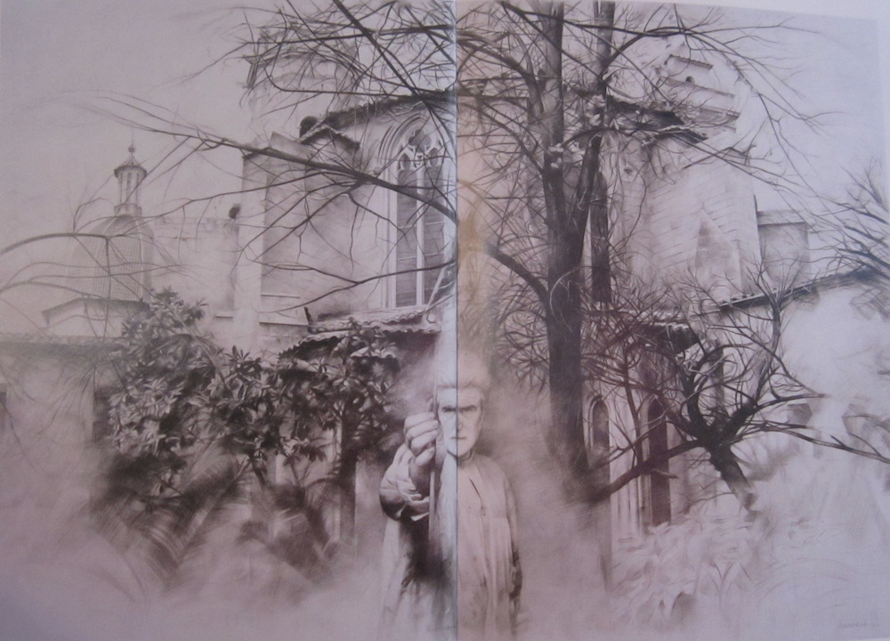 Diptych (200 cm x 140 cm) 10.000 - €