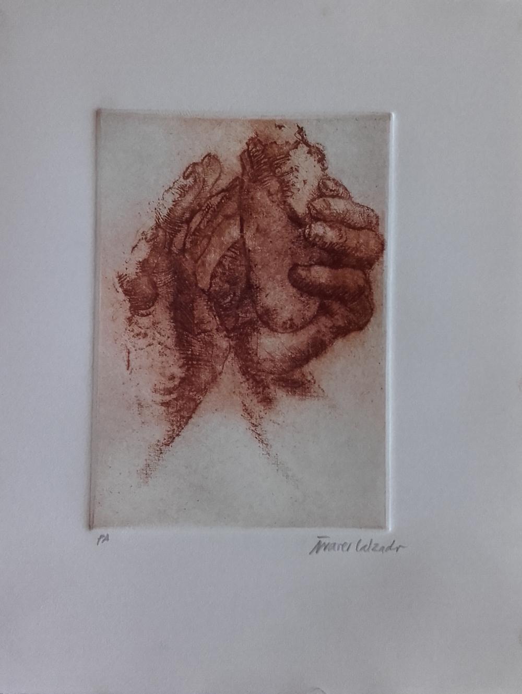 Aguafuerte (50 cm x 25 cm) 150 - €