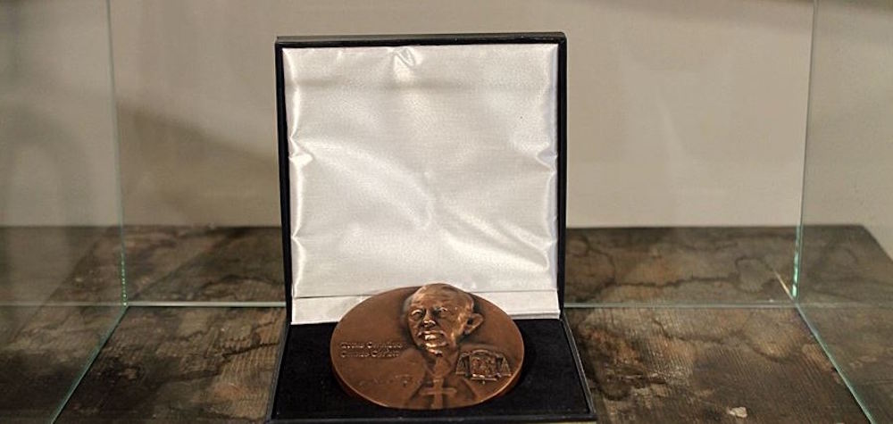 Commemorative medal of the Cardinal Tarancon