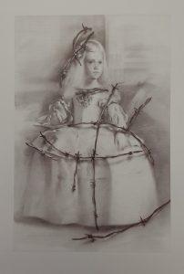 Menina-litografia-Traver-Calzada