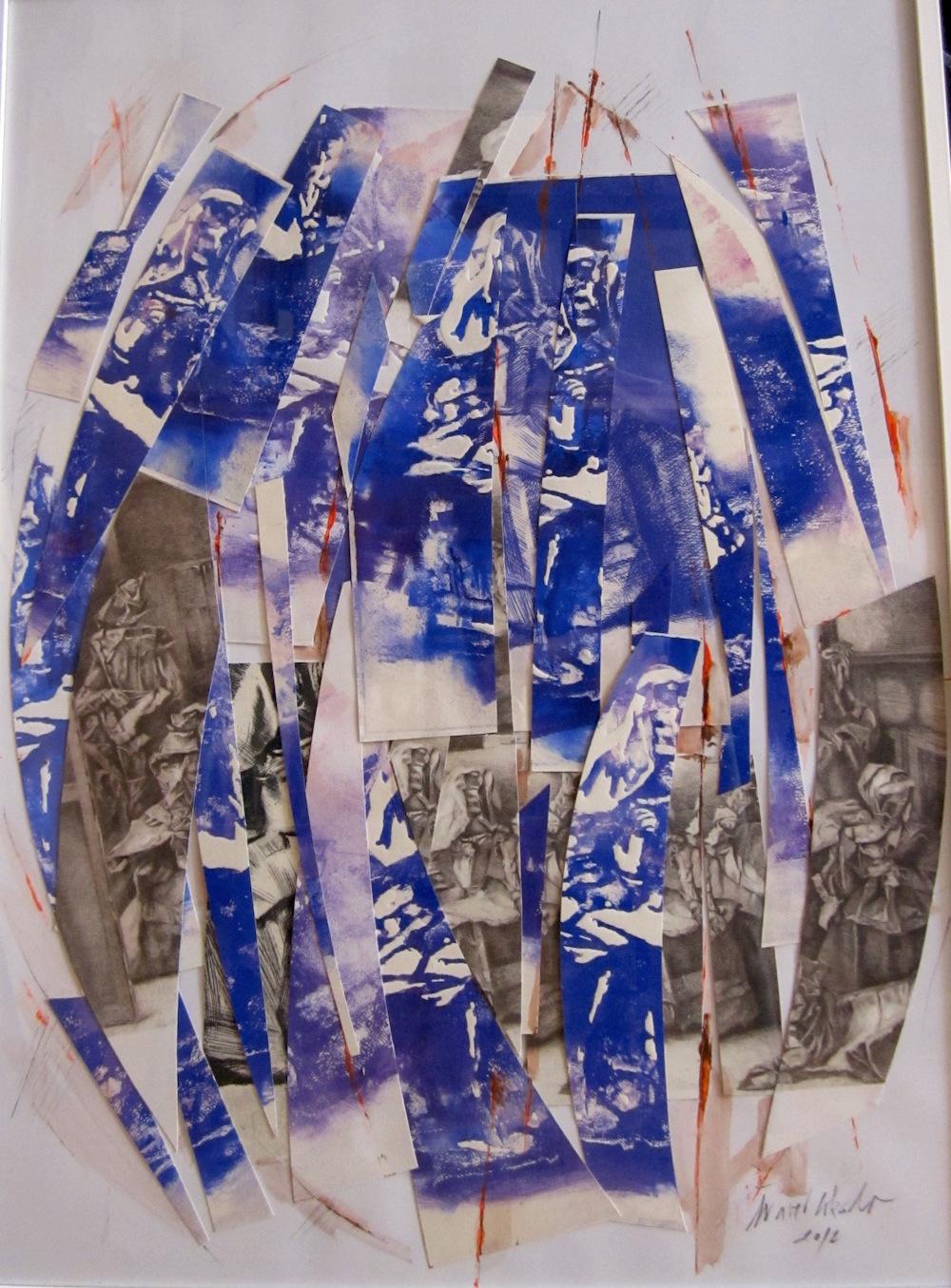 Etching  (68 cm x 91 cm) 2.000 - €