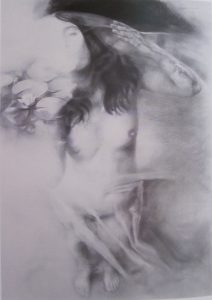 ophelia-graphite-drawing-traver-calzada