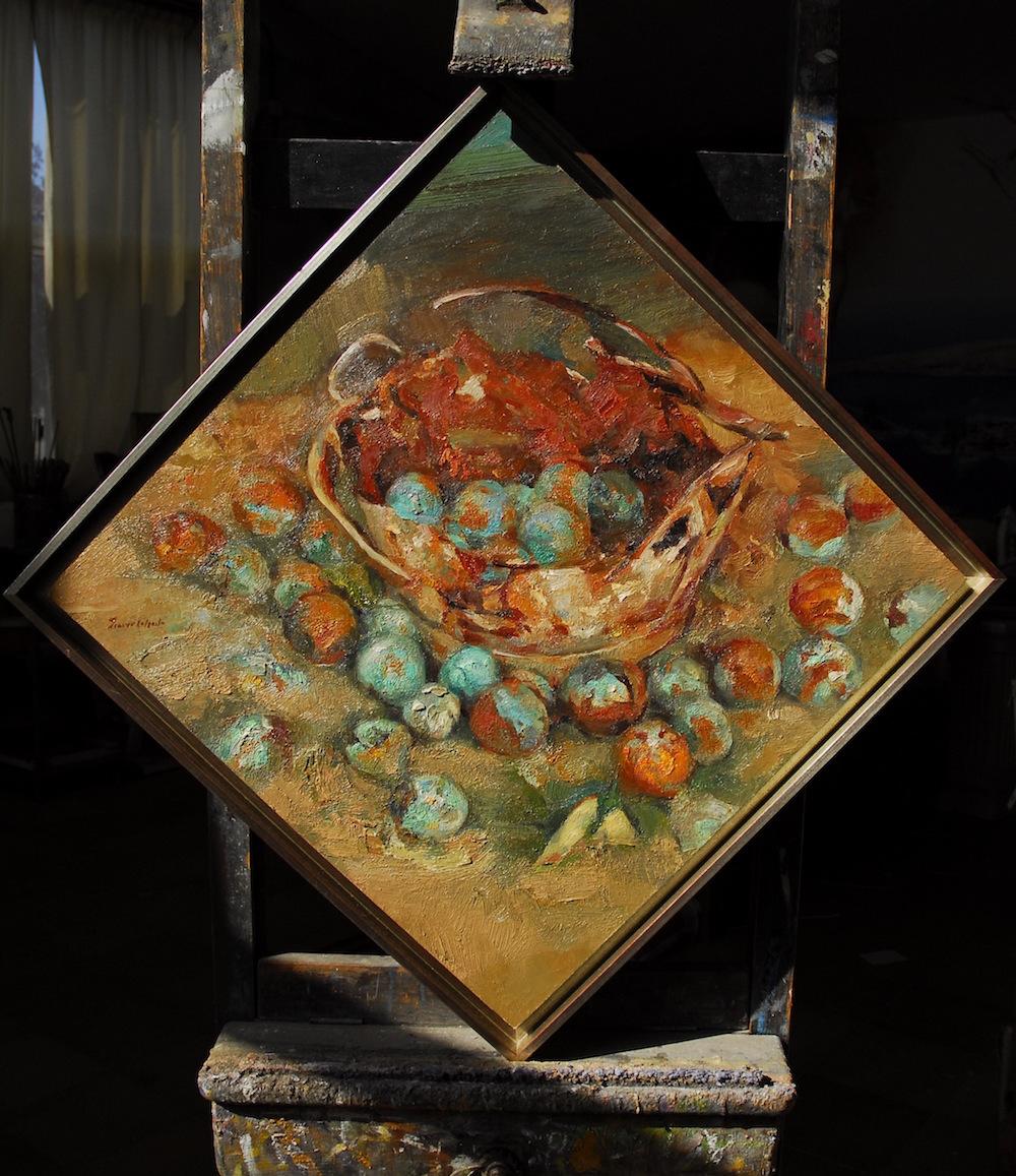 (74 cm x 74 cm) 6.000 - €