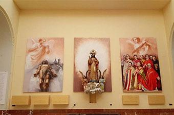 Retablos de la Iglesia de San Bartolomé y San Jaime de Nules