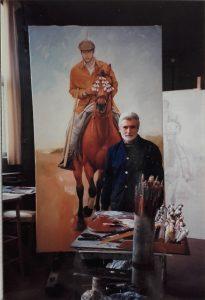 Traver Calzada retrato Ponce