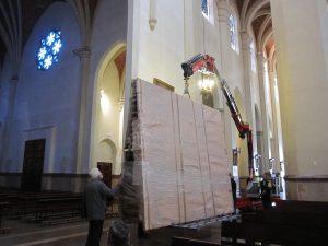 10 Traver Calzada Retablo altar concatedral