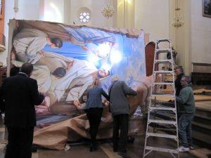 11 Traver Calzada Retablo altar concatedral