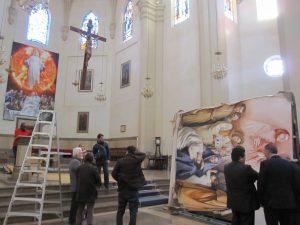 12 Traver Calzada Retablo altar concatedral