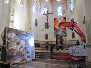 13 Traver Calzada Retablo altar concatedral