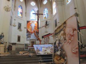 14 Traver Calzada Retablo altar concatedral