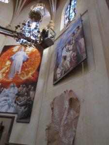 15 Traver Calzada Retablo altar concatedral
