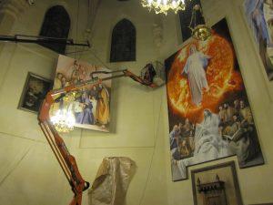 16 Traver Calzada Retablo altar concatedral