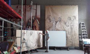 3 Traver Calzada Retablo altar concatedral