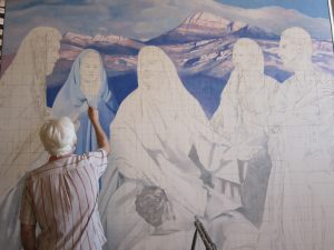 5 Traver Calzada Retablo altar concatedral