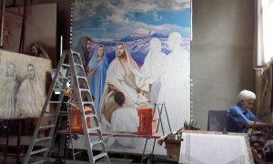 6 Traver Calzada Retablo altar concatedral