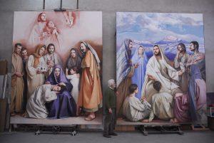 7 Los dos nuevos retablos TRAVER CALZADA