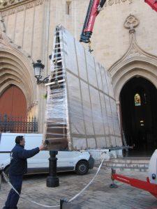 9 Traver Calzada Retablo altar concatedral