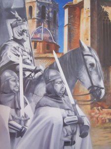 Detalle Murales Diputación Traver Calzada 4