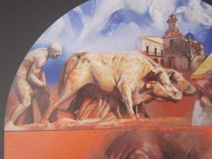 Detalle Murales Diputación Traver Calzada 5