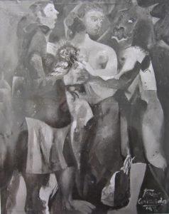 Mochuelo sagrado- Traver Calzada